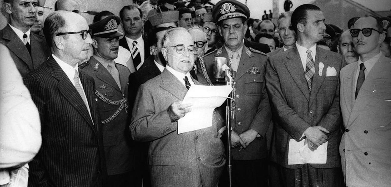 Há sessenta e seis anos morria o presidente Getúlio Vargas | Jornal S'passo